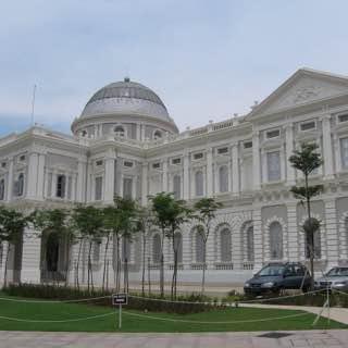 National Museum of Singapore, singapore , silosobeach