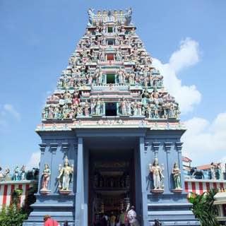 Sri Mariamman Temple, Singapore, singapore , silosobeach