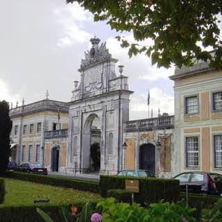 Seteais Palace, portugal , sintra