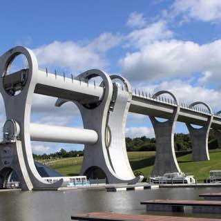 Falkirk Wheel, scotland , stirlingcastle