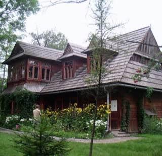 Villa Atma, poland , tatramountains