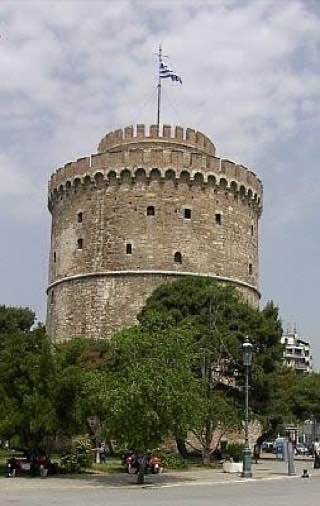 White Tower of Thessaloniki, greece , thessaloniki