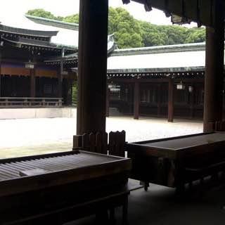 Meiji Shrine, japan , tokyo