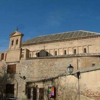 Synagogue of El Transito, spain , toledo