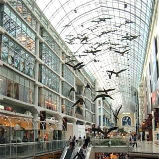 Toronto Eaton Centre, canada , toronto