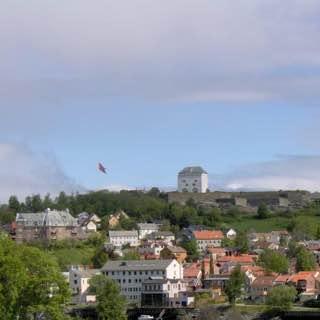 Kristiansten Fortress, norway , trondheim