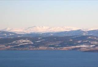 Skarvan and Roltdalen National Park, norway , trondheim