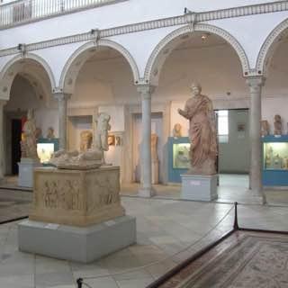 Bardo National Museum, tunisia , tunisianorth