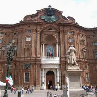 Palazzo Carignano, italy , turin