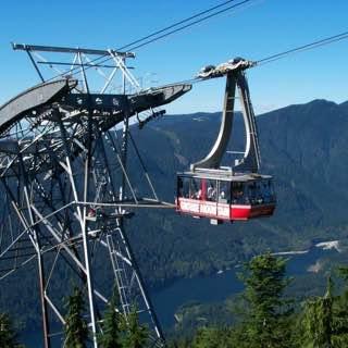 Grouse Mountain, canada , vancouver