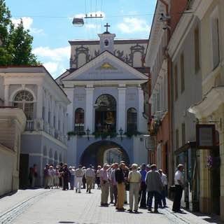 Gate of Dawn, lithuania , vilnius
