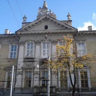 Vilna Gaon Jewish State Museum, lithuania , vilnius