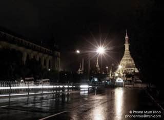 Sule Pagoda, myanmar , yangon