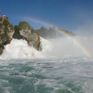 Rhine Falls, switzerland , zurich