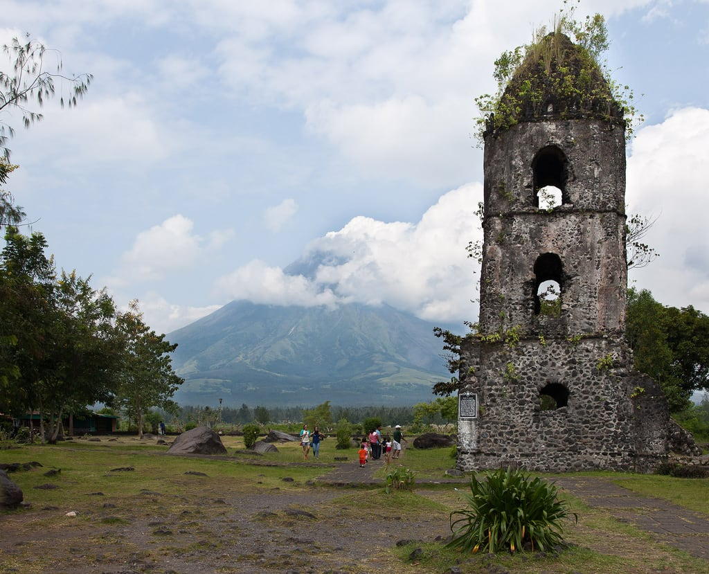 Εικόνα από Cagsawa Ruins.