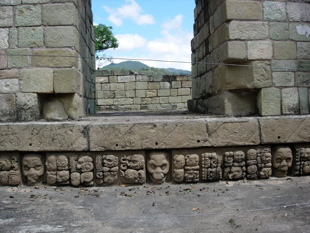 Image de Copan Ruins près de Copán. chris america geotagged central honduras copan exodus geotoolyuancc geolat1483828 geolon89141779