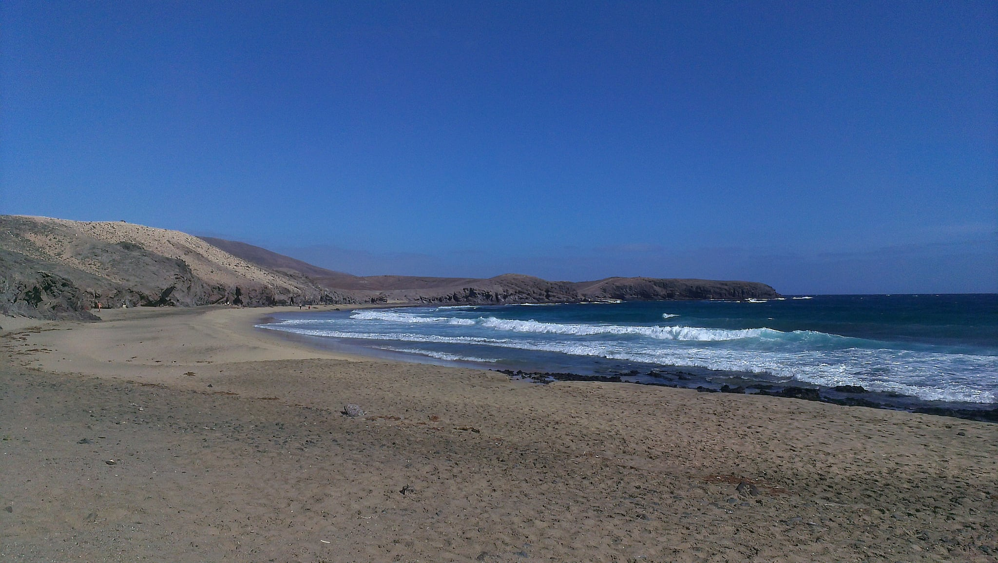 Afbeelding van Playa Caleta del Congrio.