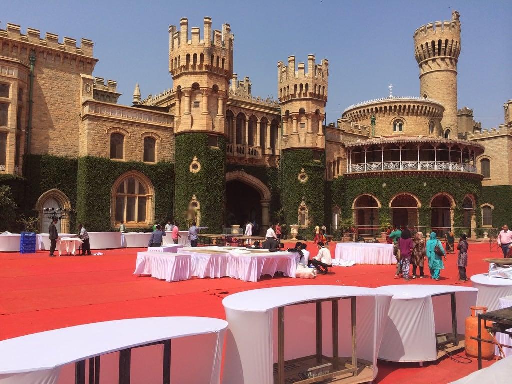 Изображение Bangalore Palace. india bangalore bangalorepalace