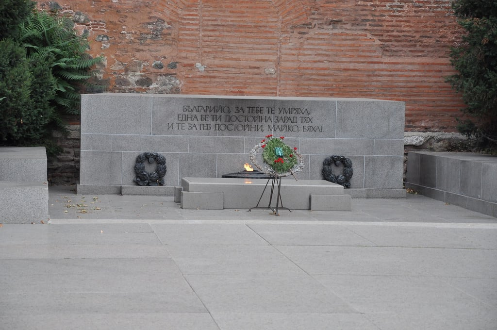 Image of The Unknown Soldier.
