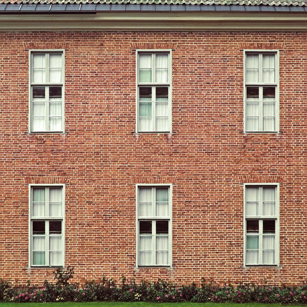 Image of Gripsholms Slott. building castle sweden schweden sverige schloss gebäude gripsholm ziegel gripsholmsslott ziegelmauer schlossgripsholm pentaconauto1850mc