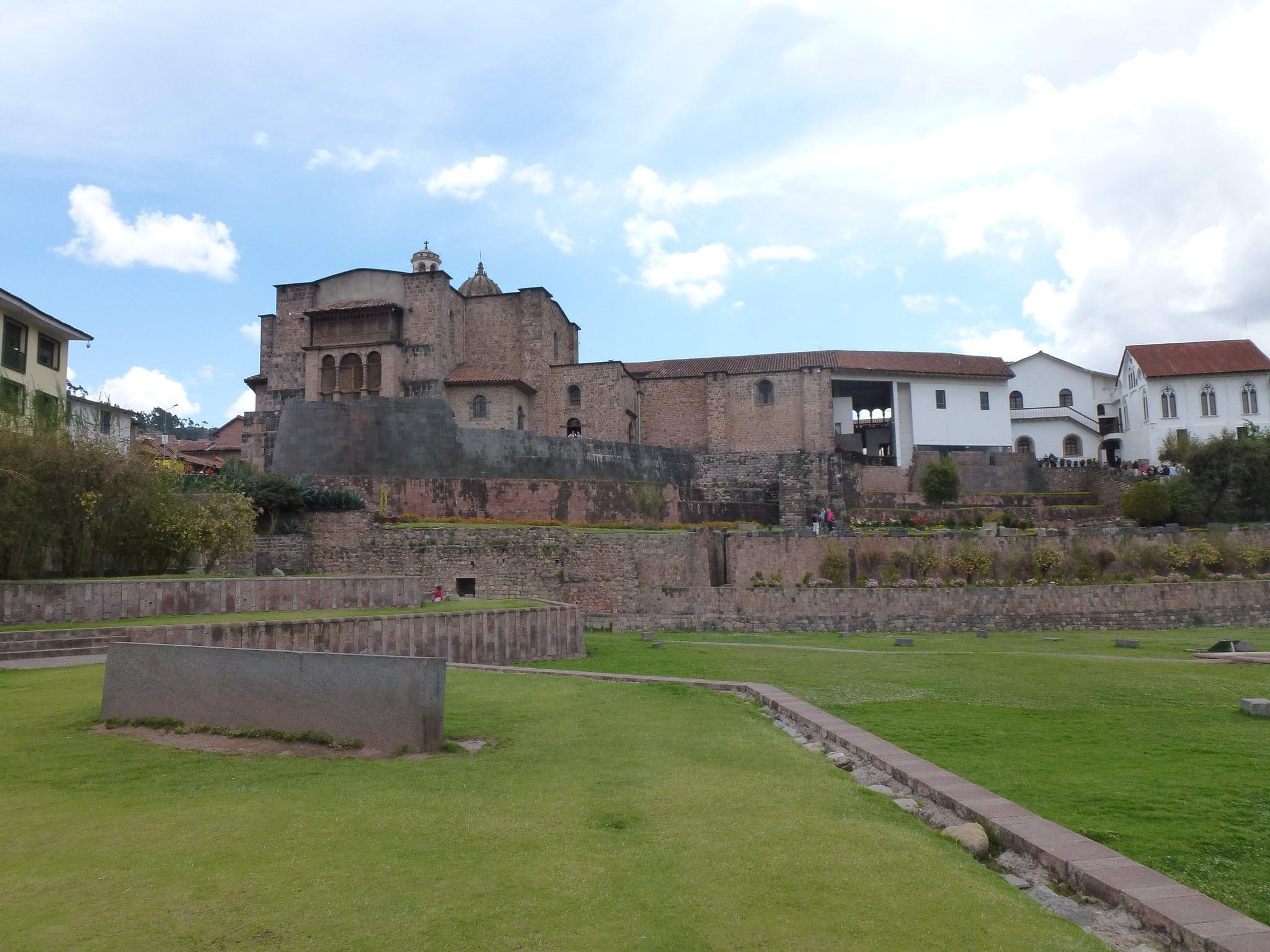 Bild von Qoricancha. peru museum cusco museo qoricancha