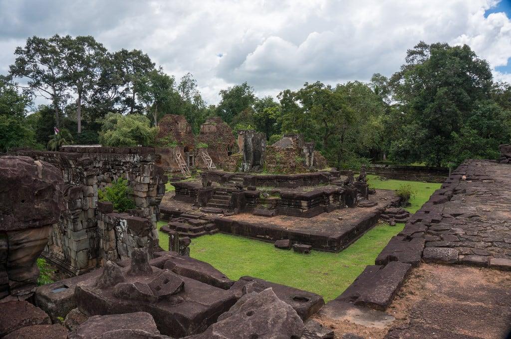 صورة Prasat. cambodge provincedesiemreap prasatbakong