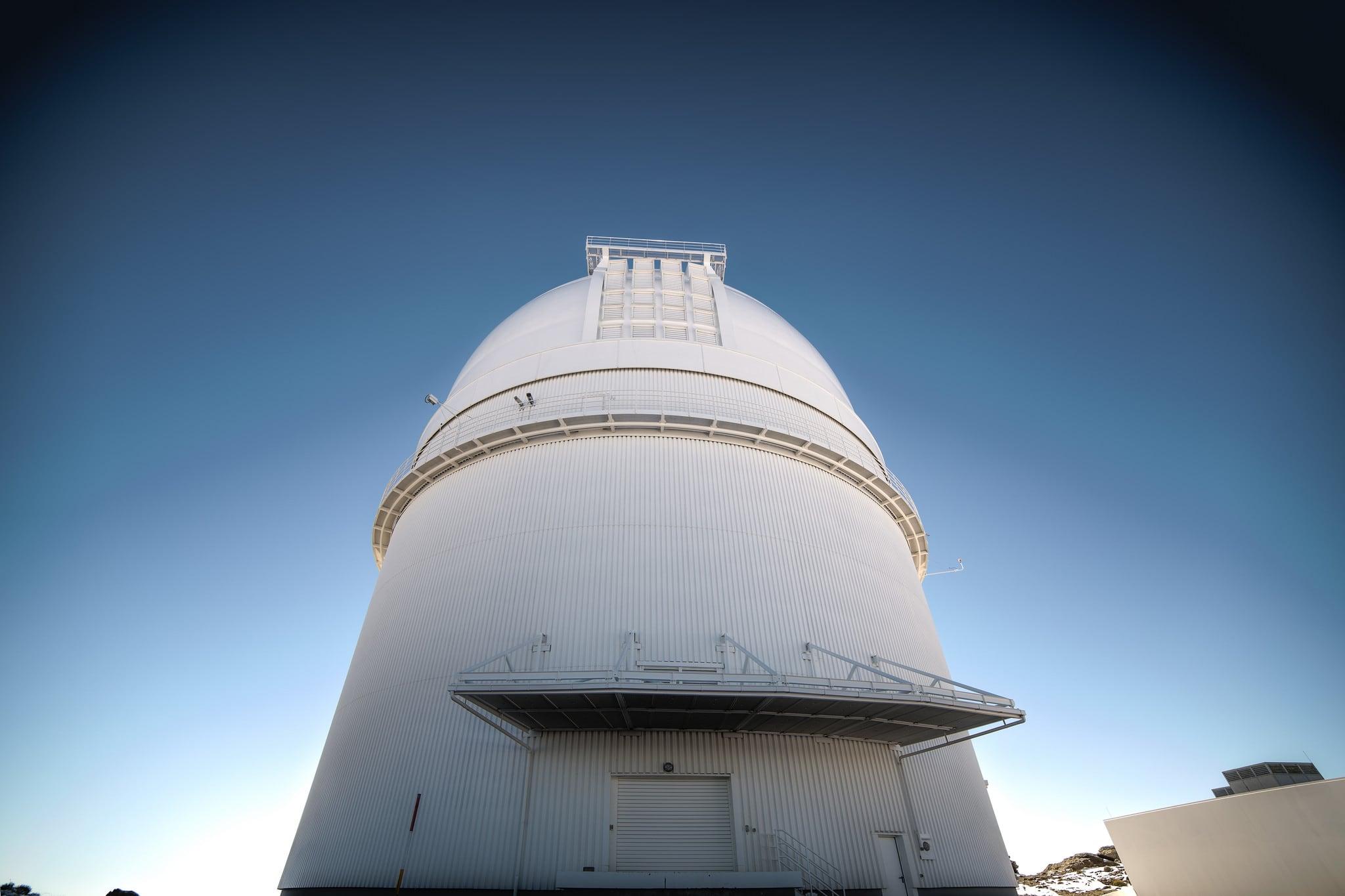 Imagine de Calar Alto Observatory. españa andalucía gérgal