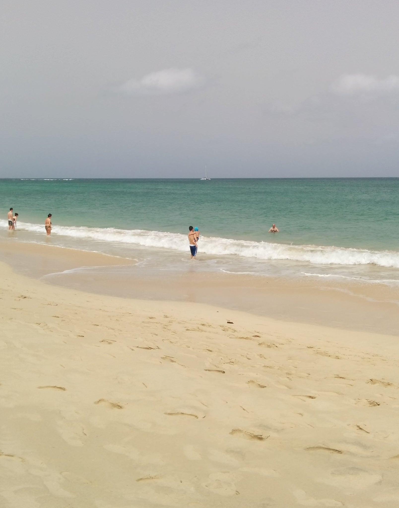 Bild av Praia da Boca de Salina.
