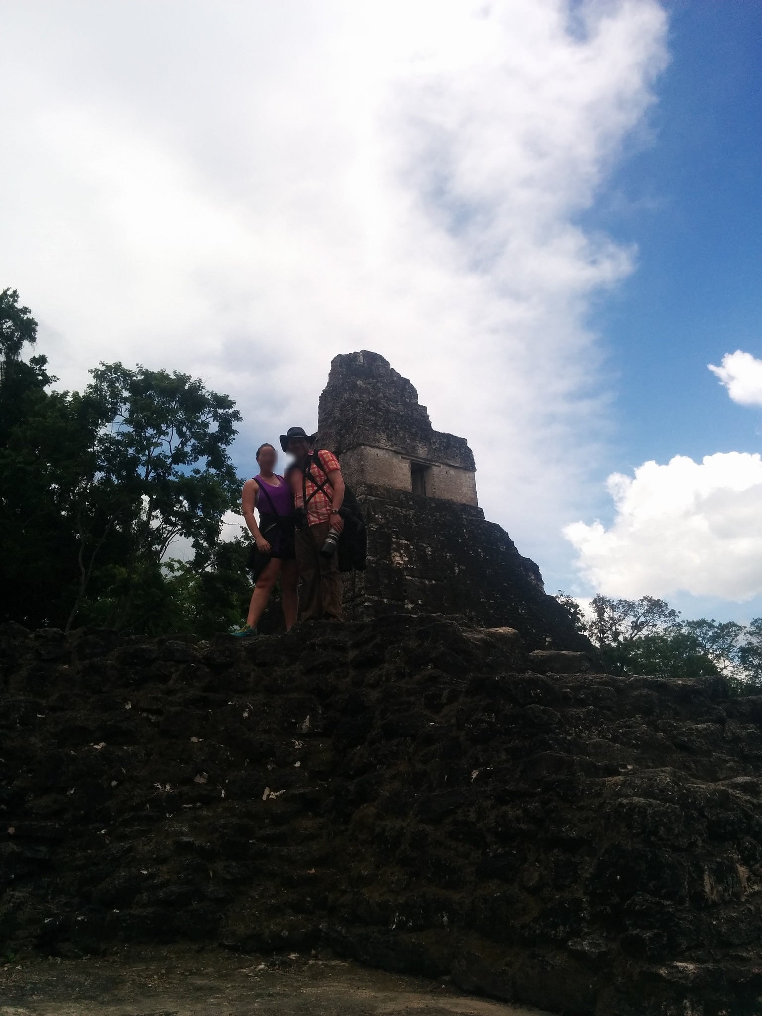 Tikal Tikal 근처 의 이미지.