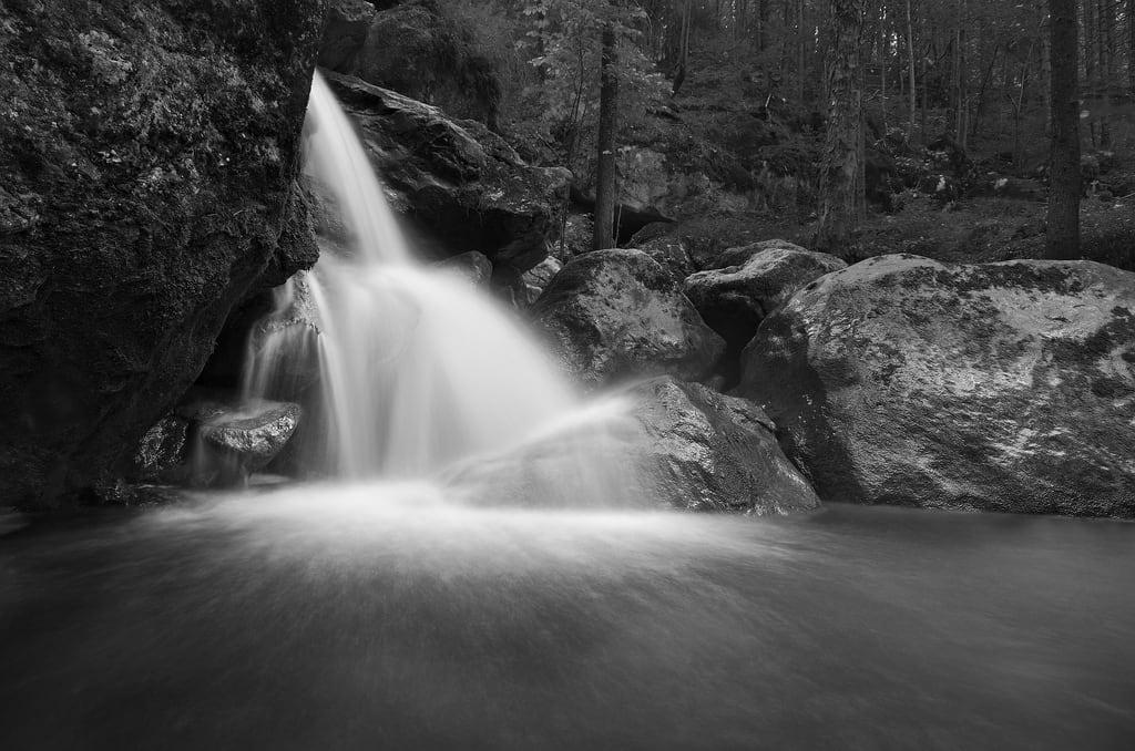 Obraz Myrafälle. nature water austria waterfall österreich wasser place wasserfall natur myrafälle muggendorf