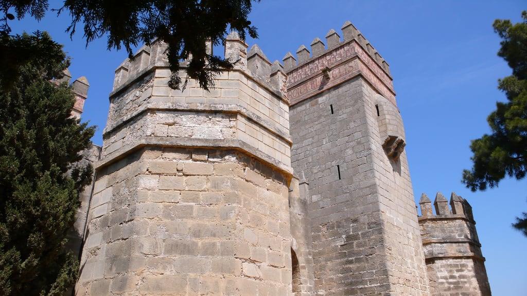 Bild von Alfonso X. cadiz mezquita sanmarcos castillo mosquée mudéjar alandalus gótico elpuertodesantamaría