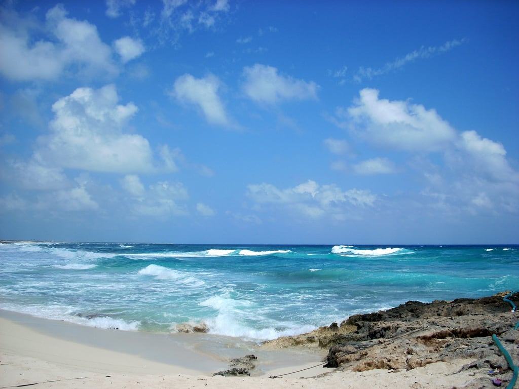 תמונה של Playa Bonita. mexico caribbean cozumel