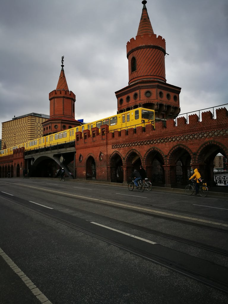 Bild von Oberbaumbrücke.
