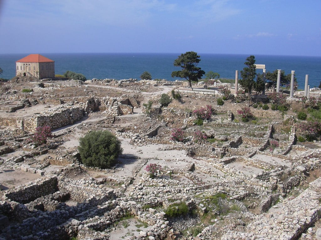 Image of Byblos. byblosjbail northernlebanon lebanon lbn