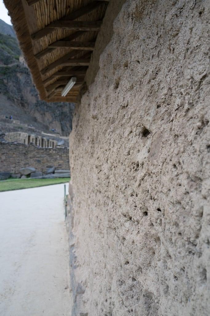Image of Ollantaytambo. peru cusco ollantaytambo ペルー per