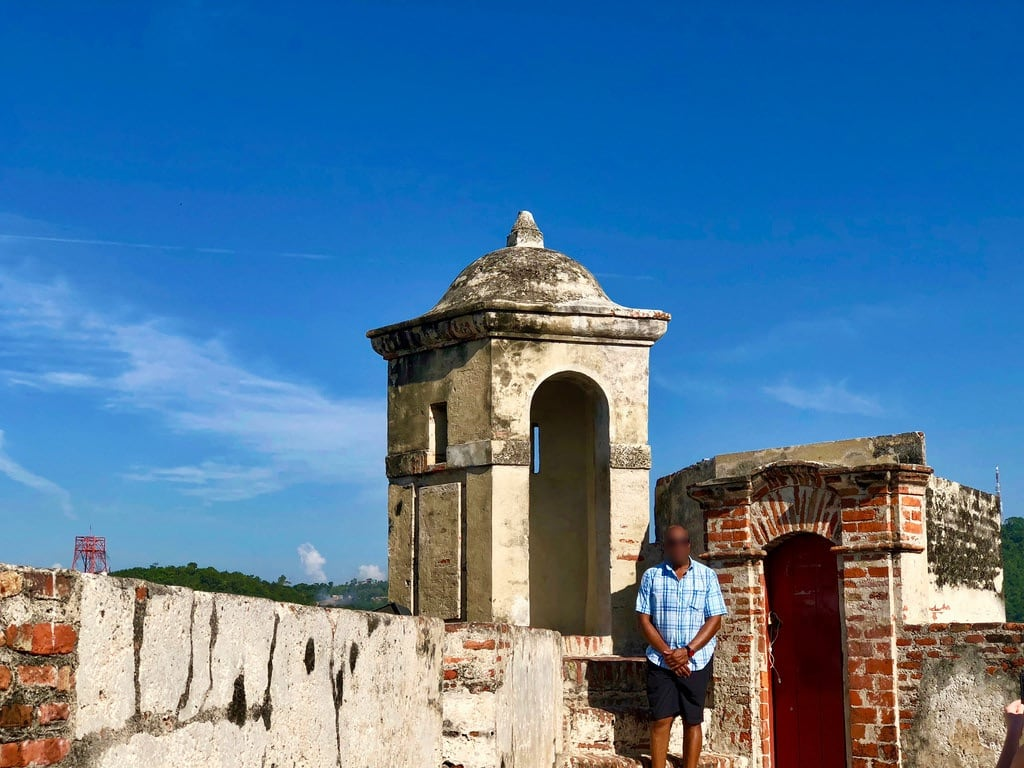 Image of Castillo San Felipe de Barajas. cartagenadeindias castillodesanfelipedebarajas castle fortress gate1travel g1photofriday gate1 colombia photolemur travel southamerica vacation tour trip cartagena