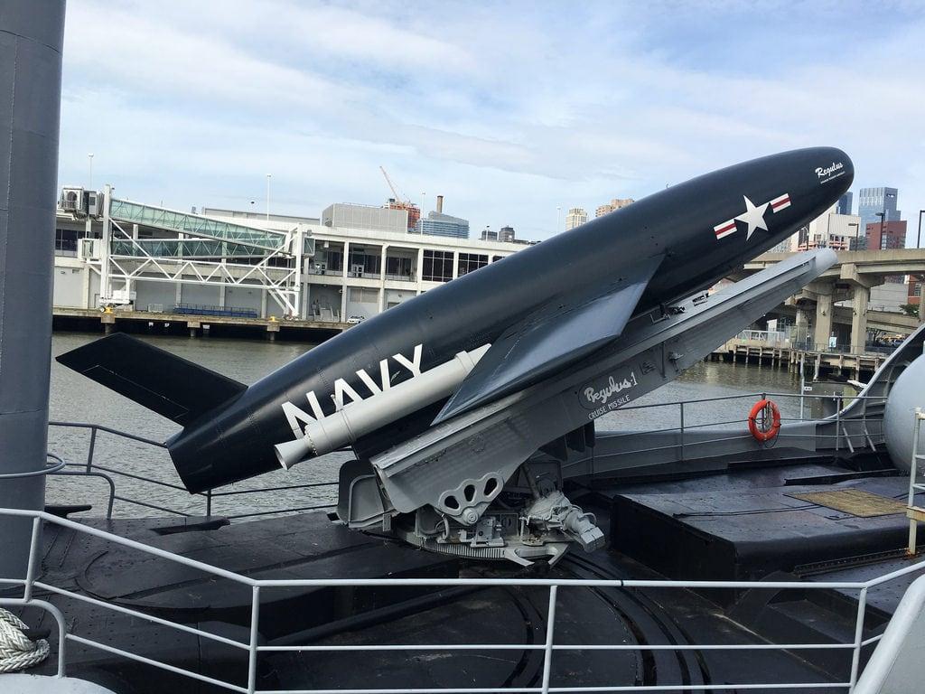 Attēls no USS Growler.