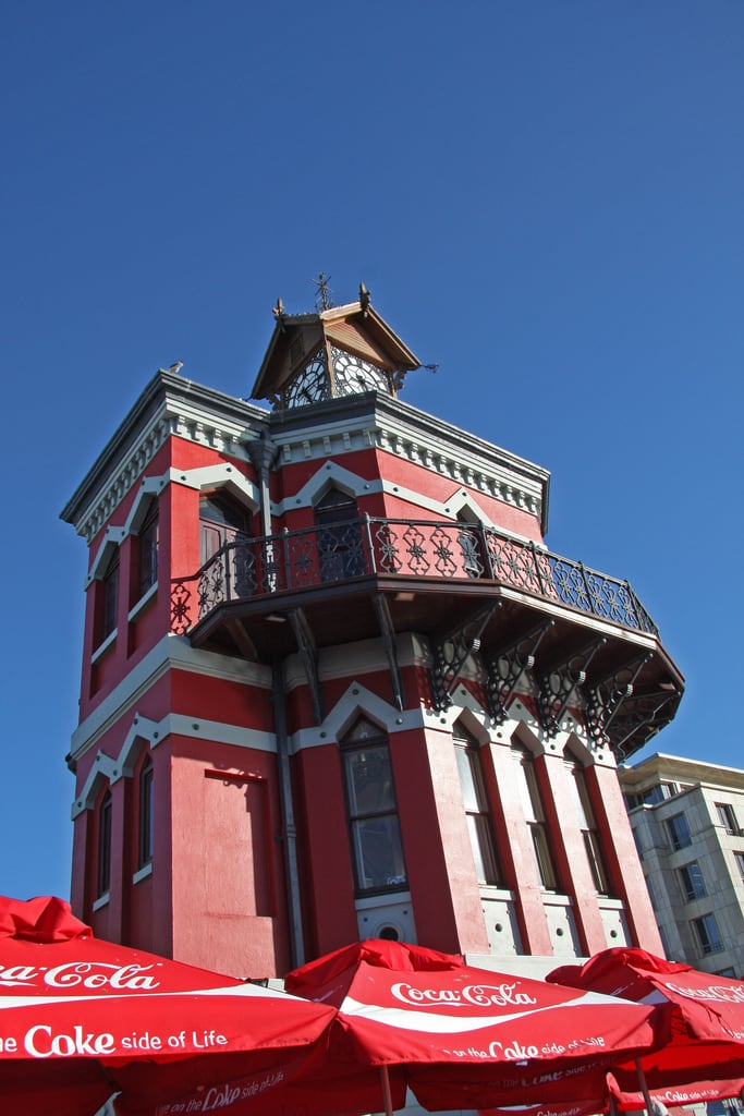 Image of Clock Tower. capetown southafirca victoriaalfredwaterfront exfordy