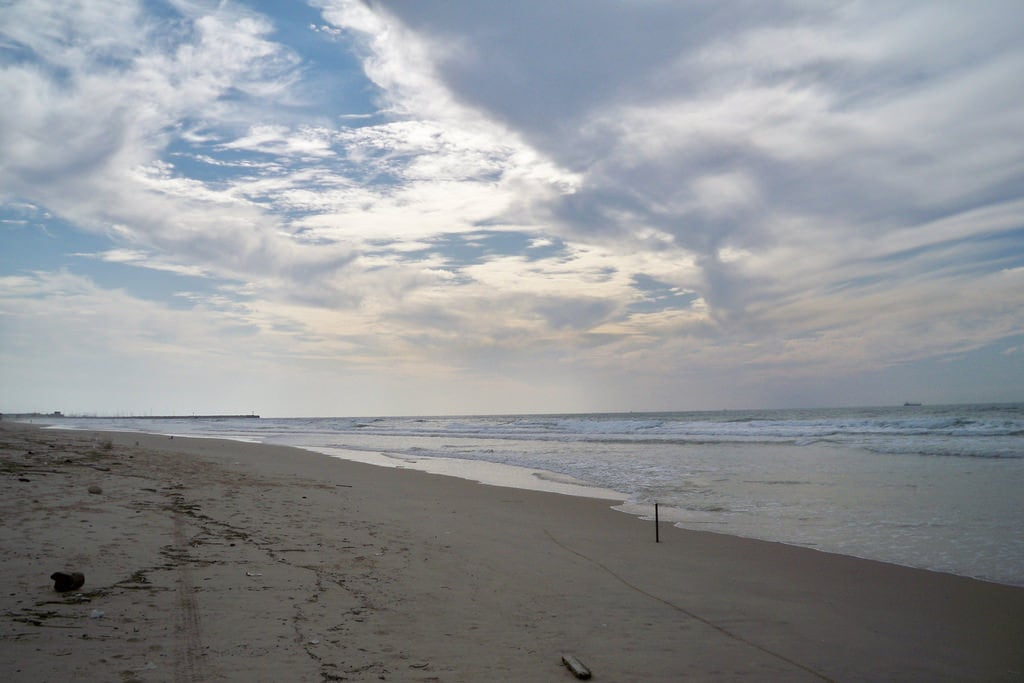 תמונה של Lido beach (חוף לידו) חוף באורך של מטר 2410.