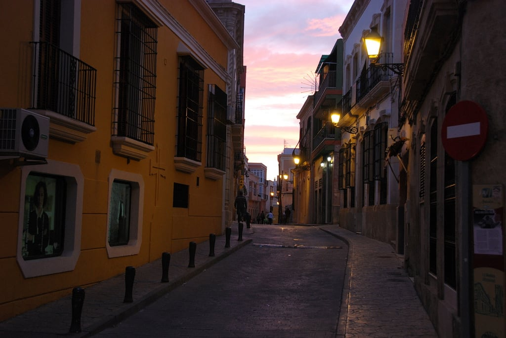 Εικόνα από La Alcazaba. españa spain andalucia almeria almedina
