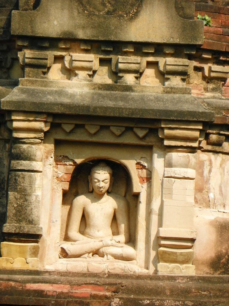 Hình ảnh của Nalanda University ruins gần Silao. 2015 india bihar religion buddhist architecture education art sculpture museum