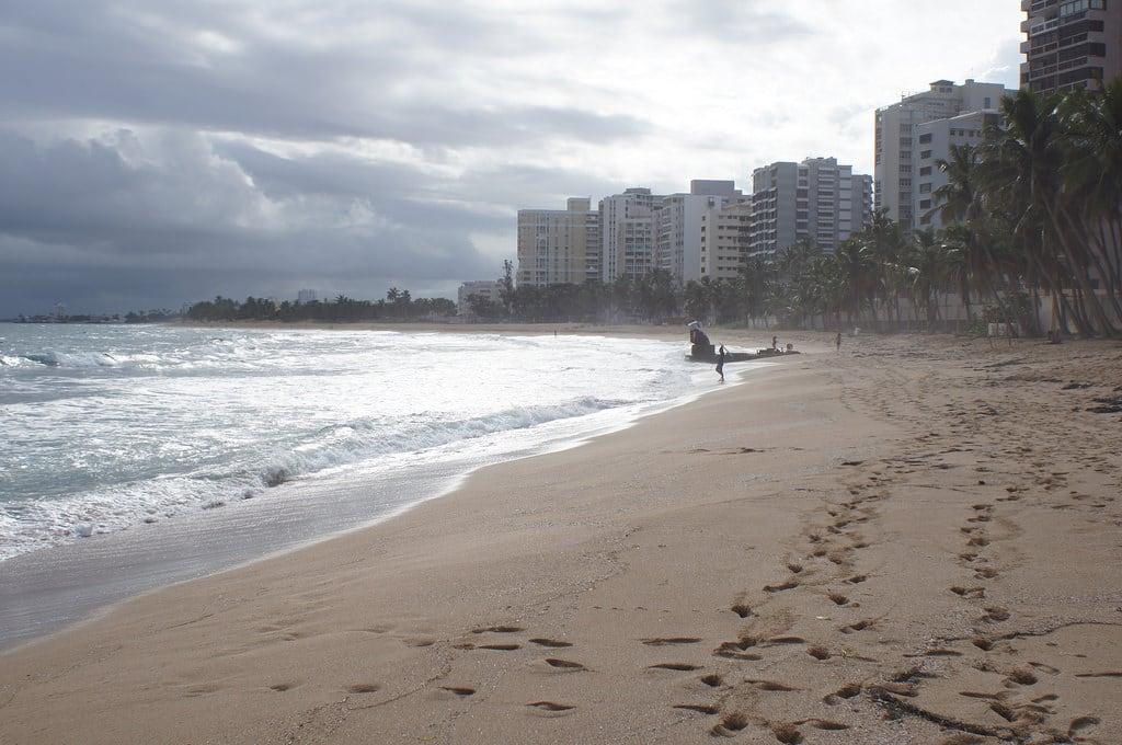 Imagem de La Playa @ Ocean Park Ocean Park Beach. sanjuan beach puertorico