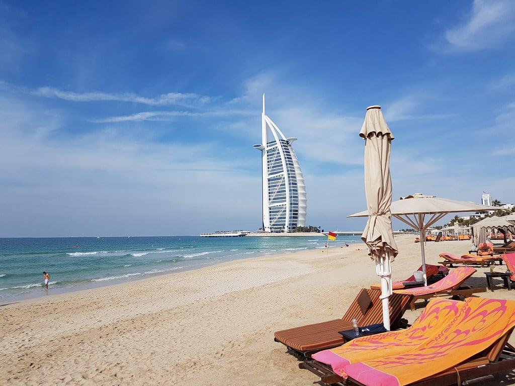 תמונה של Dubai חוף באורך של מטר 1568.