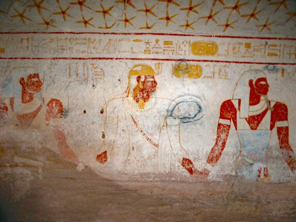 Image of El Kurru. sudan elkurru pyramids northernsudan nubia kush