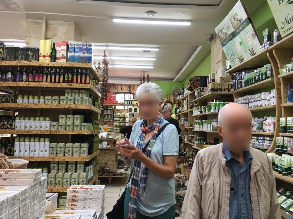 Kuva Agora Market. chania holidays crete spring westerncrete shopping