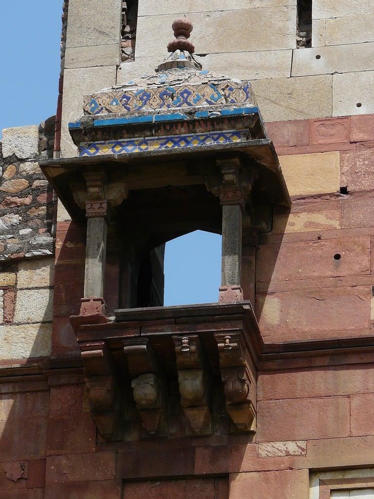 Billede af Sher Shah Suri Gate. delhi humayun mughal puranaqila shershahsuri puranaqilagates puranaqilawalls