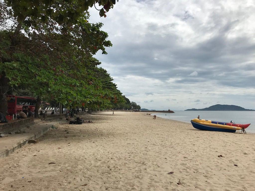 Изображение на Kep Beach Плаж с дължина от 513 м.