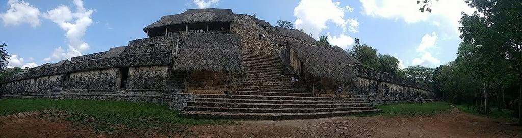 Image of Ek' Balam. mexico yucatan ekbalam ruins archeologicalsite