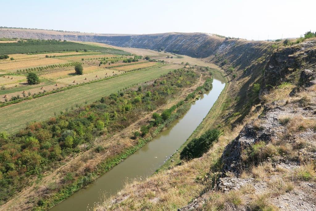 Image of Orheiul Vechi. oldorhei moldova raut river butuceny