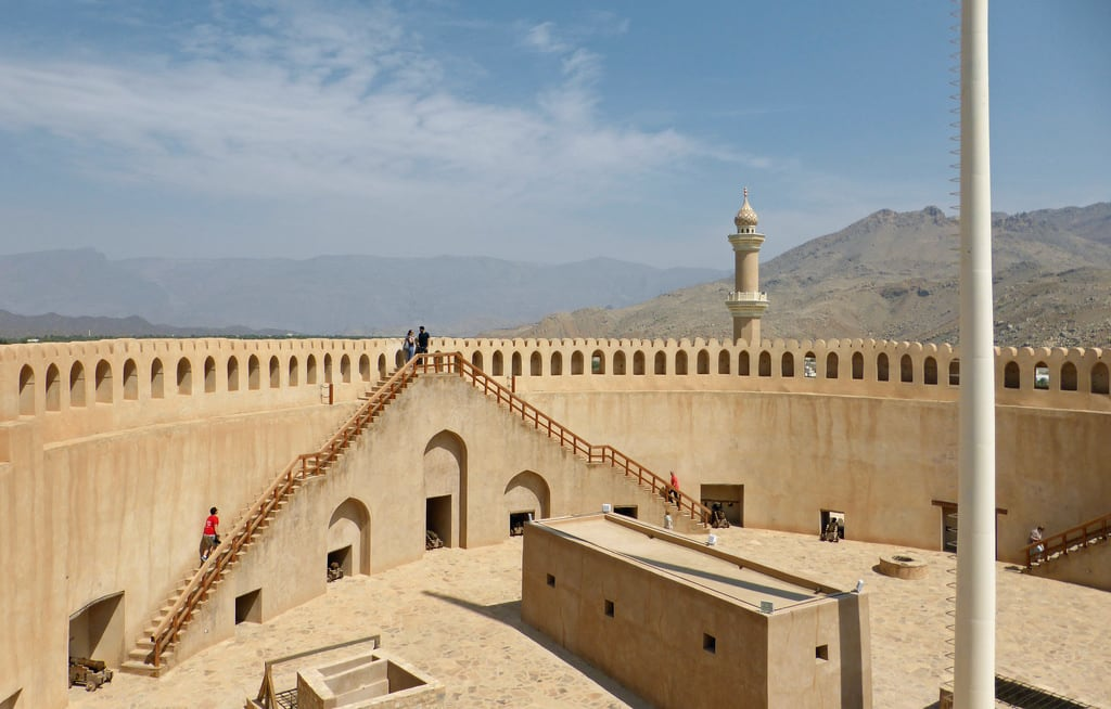 Εικόνα από Nizwa Fort. oman year2018 nizwa nizwafort fort